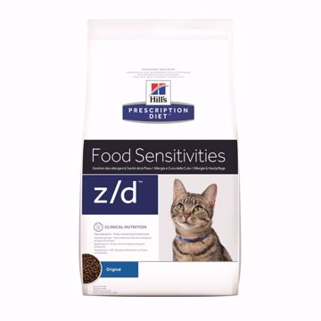 hills prescription diet feline z/d