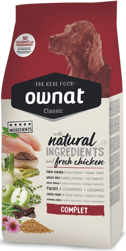 Ownat Classic Complet Chicken & Rice