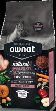 Imagem de OWNAT Cão | Ultra Medium Junior