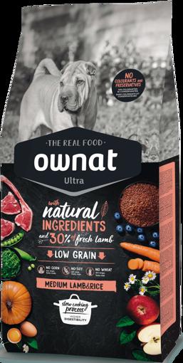 Imagem de OWNAT Cão   Ultra Medium Lamb & Rice