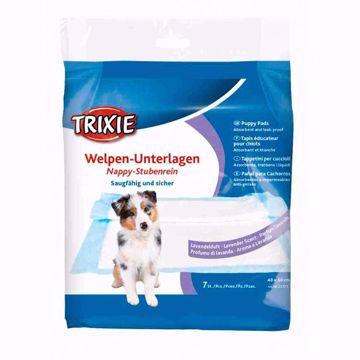 Imagem de TRIXIE | Resguardo Absorvente com Lavanda para cães | 40 x 60 cm (7 Un)