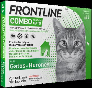 Imagem de FRONTLINE Combo | Antiparasitário Gatos