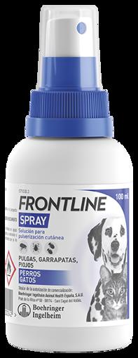 Imagem de FRONTLINE Spray | Antiparasitário