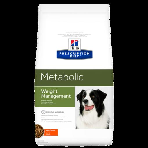 Imagem de HILLS   Prescription Diet Metabolic Canine with Chicken