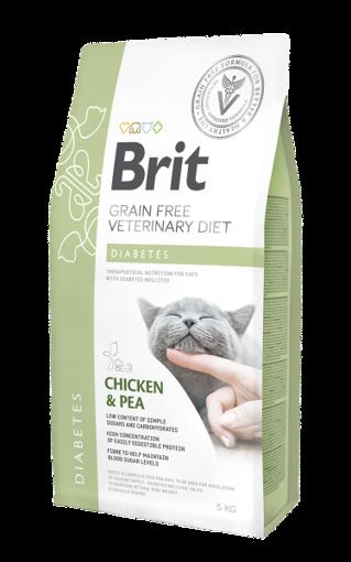 Imagem de BRIT Veterinary Diet | Cat Diabetes Grain-Free Chicken & Pea