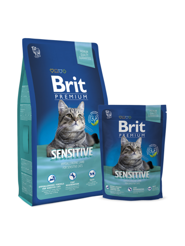 Imagem de BRIT Premium | Cat Sensitive Lamb