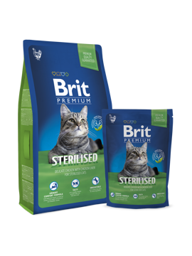 Imagem de BRIT Premium | Cat Sterilised