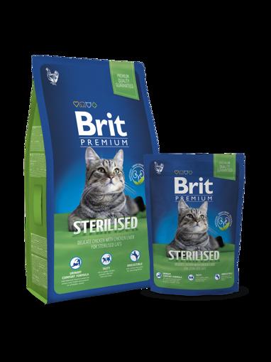 Imagem de BRIT Premium | Cat Sterilised