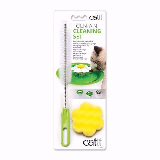 Imagem de CATIT | Conjunto de Limpeza para Bebedouros Catit