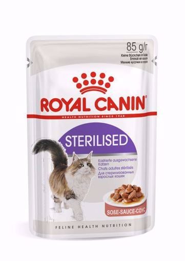 Imagem de ROYAL CANIN | Sterilised in Gravy Cat