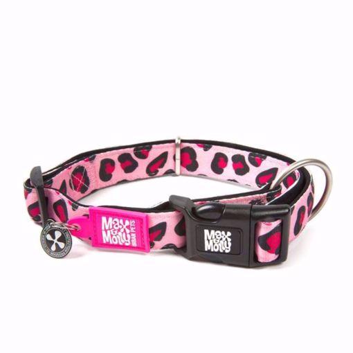 Imagem de MAX & MOLLY | Coleira Leopard Pink