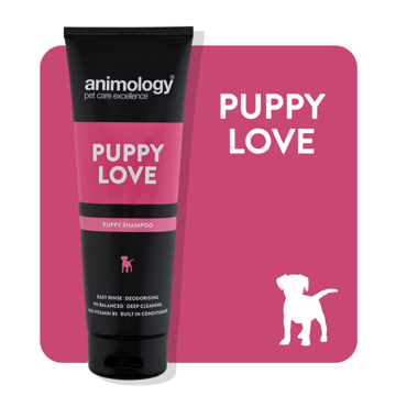 Imagem de ANIMOLOGY Dog | Shampoo Puppy Love 250 ml