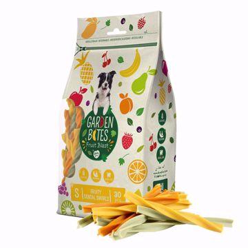 Imagem de DUVO PLUS | Garden Bites Fruity Dental Swirls | Caixa 30 Unidades