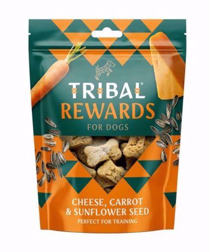 Imagem de TRIBAL | Biscoitos Queijo, Cenoura e Sementes de Girassol para Cão