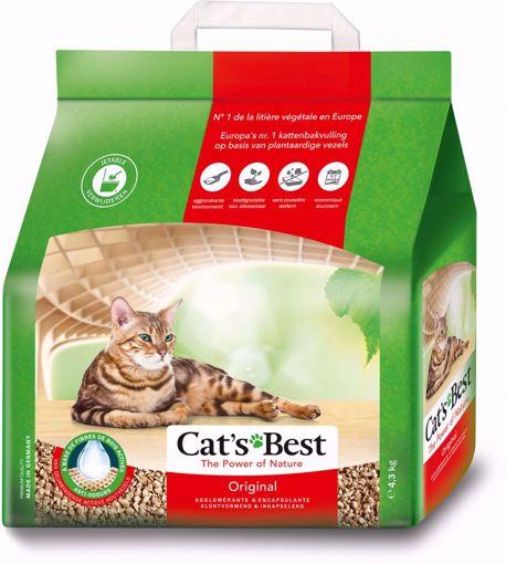 Imagem de CAT'S BEST Original | Areia Aglomerante Ecológica