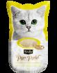 Imagem de KitCat | PurrPuree Chicken & Fiber ( Hairball Control ) 4x15g
