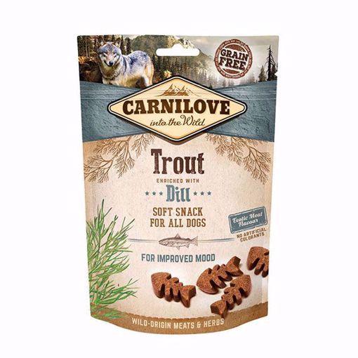 Imagem de CARNILOVE Dog | Soft Snack Trout & Dill 200 g
