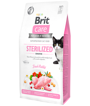 Imagem de BRIT Care | Cat Grain Free Sterilized Sensitive