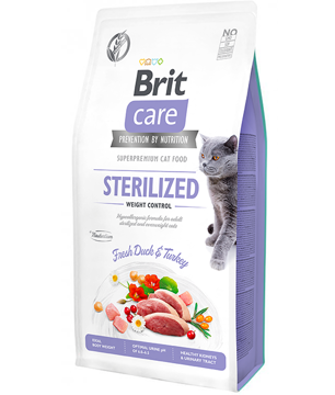 Imagem de BRIT Care | Cat Grain Free Sterilized Weight Control