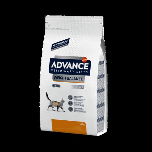 Imagem de ADVANCE Veterinary Diets   Cat Weight Balance