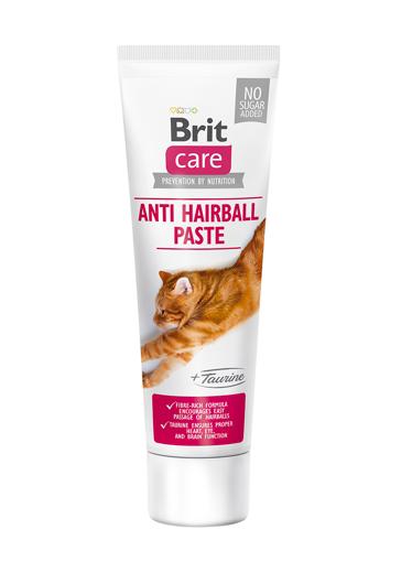 Imagem de BRIT Care   Cat Paste Anti Hairball with Taurine 100 g