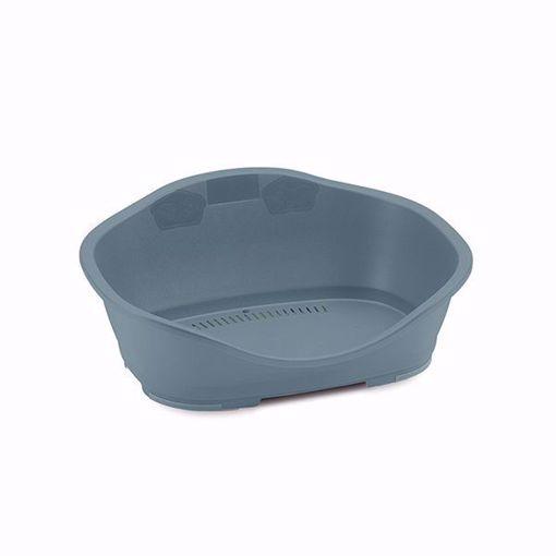 Imagem de STEFANPLAST   Cama Sleeper de Plástico Azul