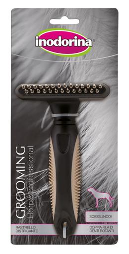 Imagem de INODORINA | Grooming Pente Ancinho Dentes Rotativos