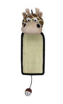 Imagem de EUROSIAM | Cat Scratching Mat With Bell