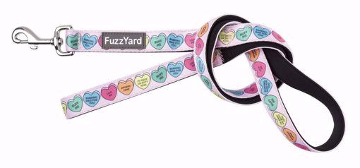 Imagem de FUZZYARD   Neoprene Lead Candy Hearts