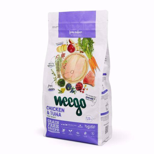 Imagem de WEEGO Cat Food   Adult Chicken & Tuna