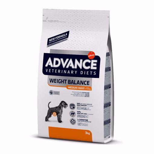 Imagem de ADVANCE Veterinary Diets   Dog Weight Balance Medium/Maxi