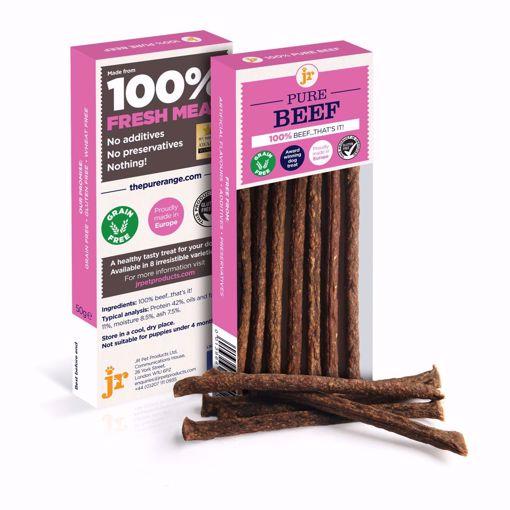 Imagem de JR   Pure Beef Sticks 50 g