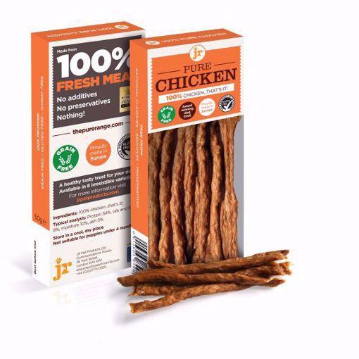 Imagem de JR   Pure Chicken Sticks 50 g
