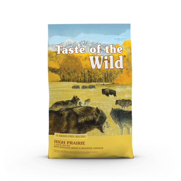 Imagem de TASTE OF THE WILD | High Prairie Canine Recipe