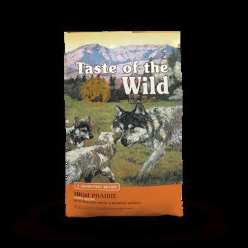 Imagem de TASTE OF THE WILD   High Prairie Puppy Recipe