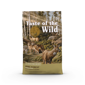 Imagem de TASTE OF THE WILD   Pine Forest Canine Recipe