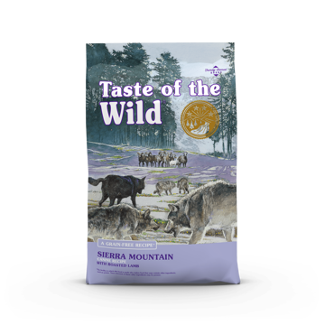 Imagem de TASTE OF THE WILD   Sierra Mountain Canine Recipe