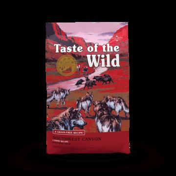 Imagem de TASTE OF THE WILD | Southwest Canyon Canine Recipe