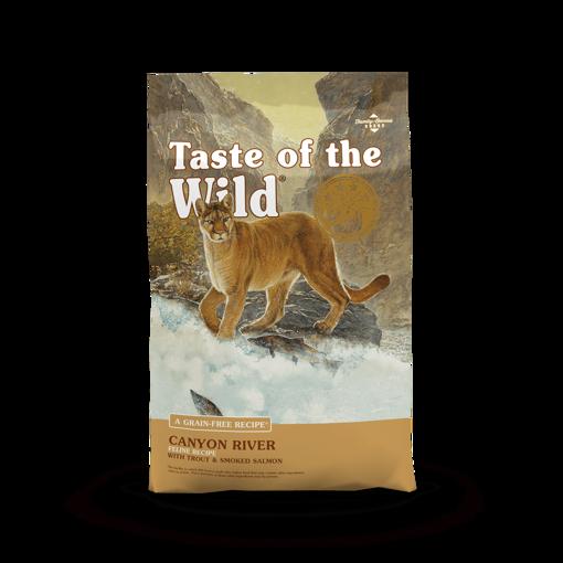 Imagem de TASTE OF THE WILD | Canyon River Feline Recipe