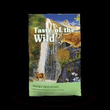 Imagem de TASTE OF THE WILD    Rocky Mountain Feline Recipe