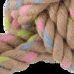 Imagem de BECO PETS   Beco Rope Hemp Ball with Loop